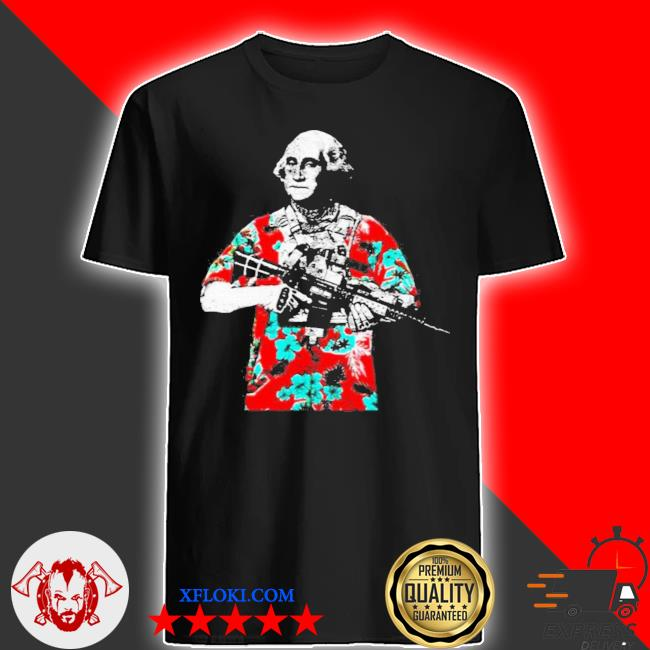 Boogaloo george washington 2020 shirt