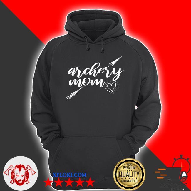 Archery mom archer arrow mama new 2021 s hoodie
