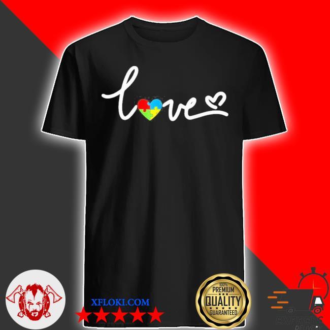 Autism awareness april plus size new 2021 shirt