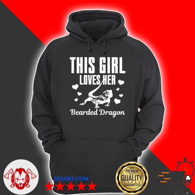 Bearded dragon mom lizard reptile pet new 2021 s hoodie