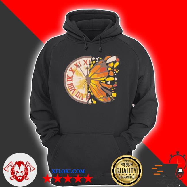 Butterfly time new 2021 s hoodie
