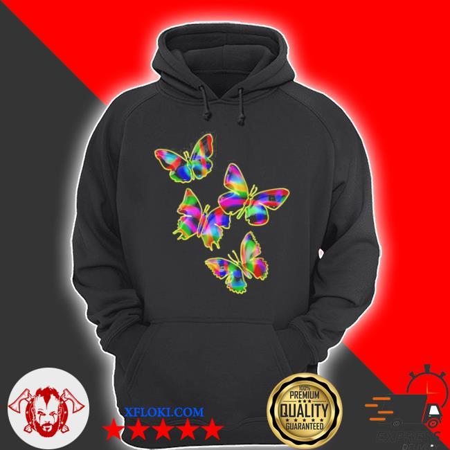 Colorful butterflies 2021 new 2021 s hoodie