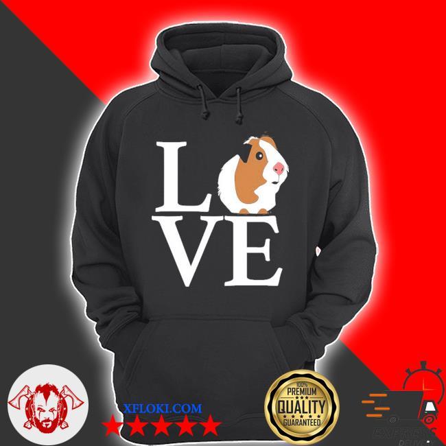 Guinea pig love Guinea pig s hoodie