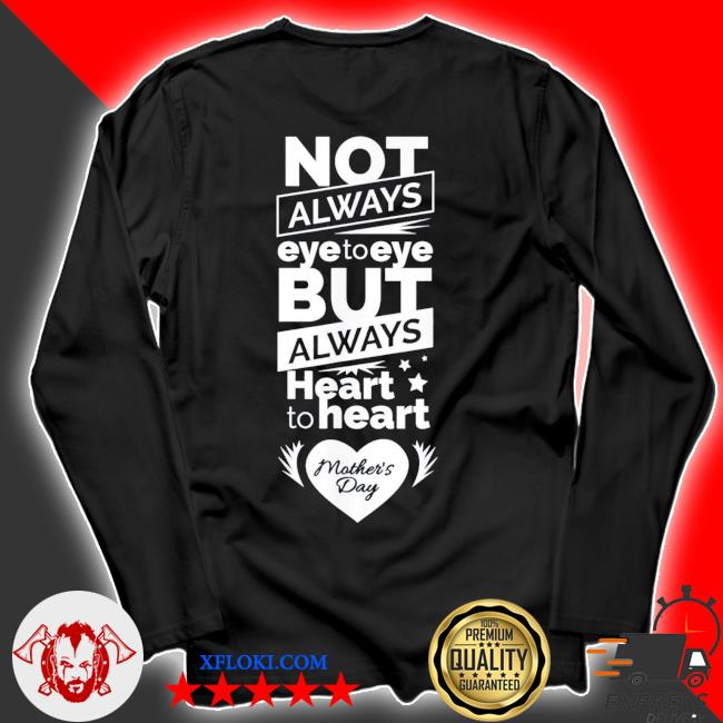 Heart to heart mom mothers day gift new 2021 s longsleeve