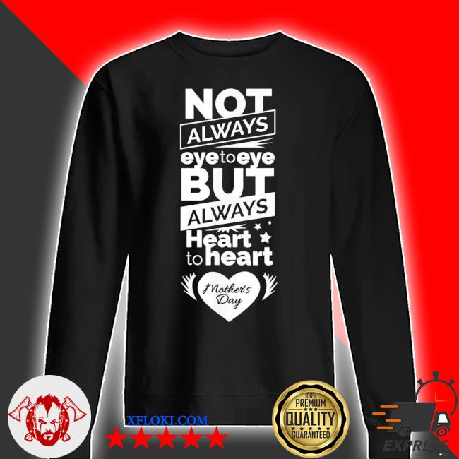 Heart to heart mom mothers day gift new 2021 s sweater