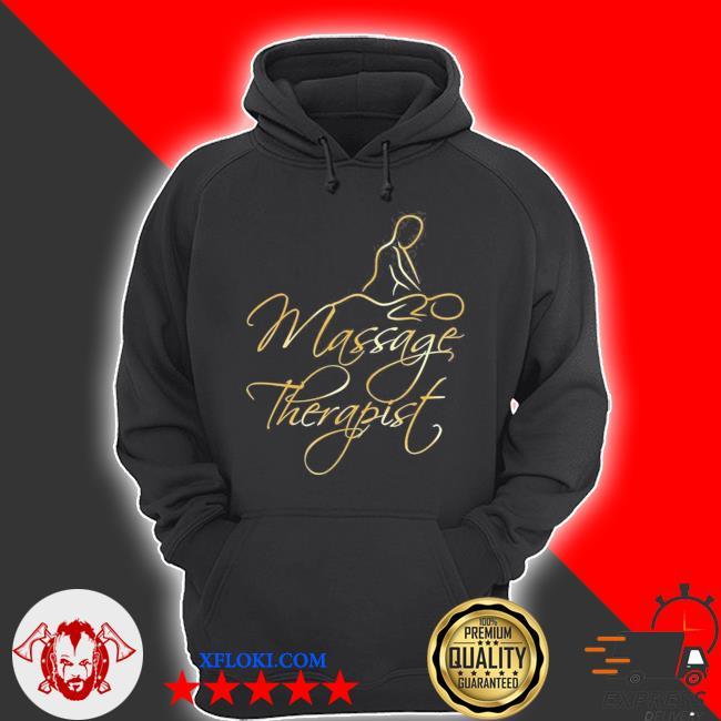 Massage therapist tank top new 2021 s hoodie