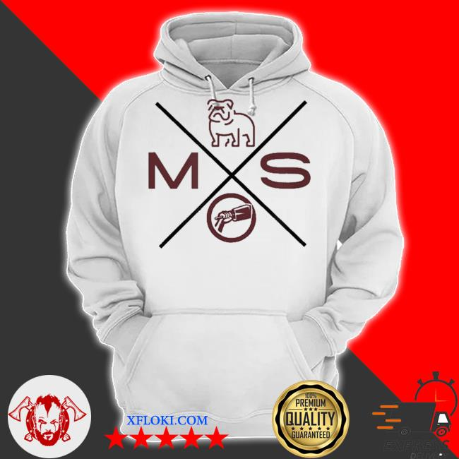 Miss state dogs university life new 2021 s hoodie
