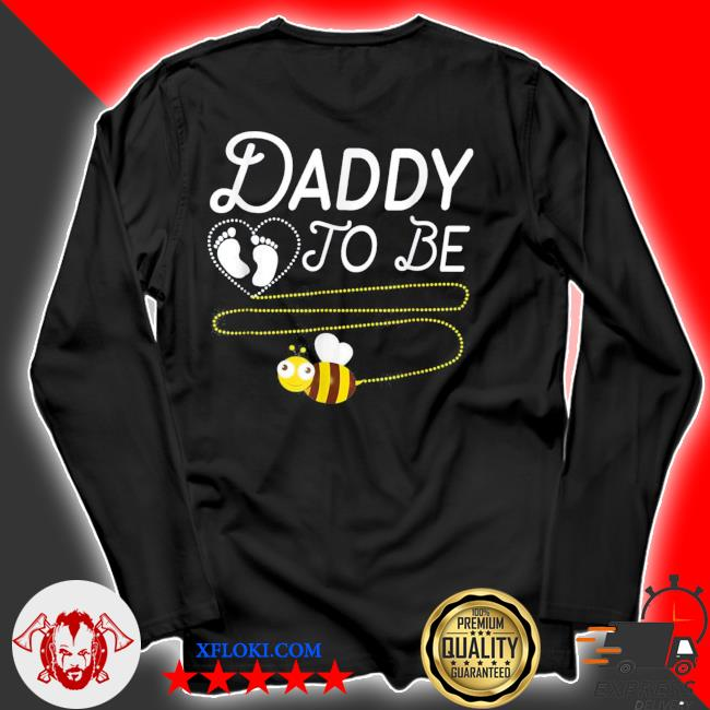 New dad daddy to bee fathers day new 2021 s longsleeve