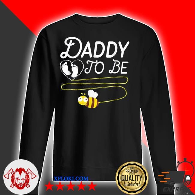 New dad daddy to bee fathers day new 2021 s sweater