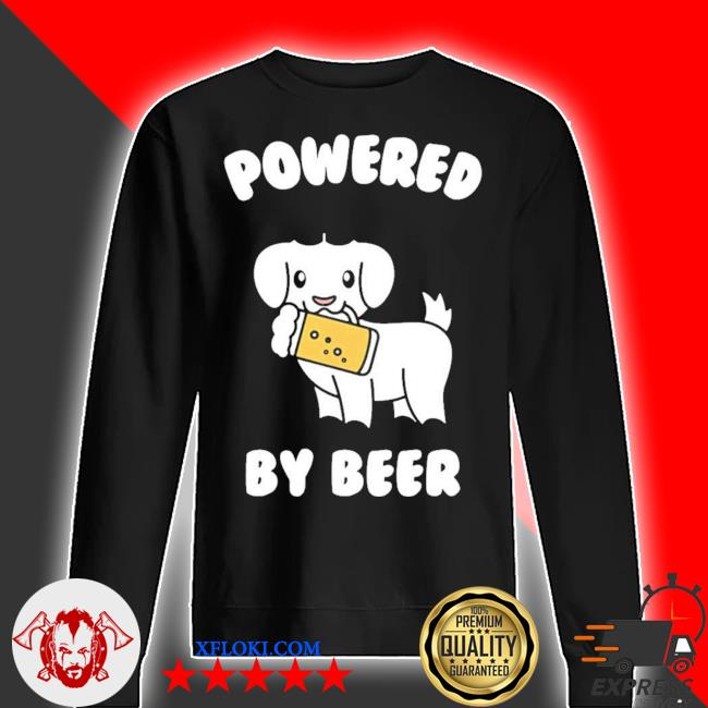 Powered by beer goat pet new 2021 s sweater
