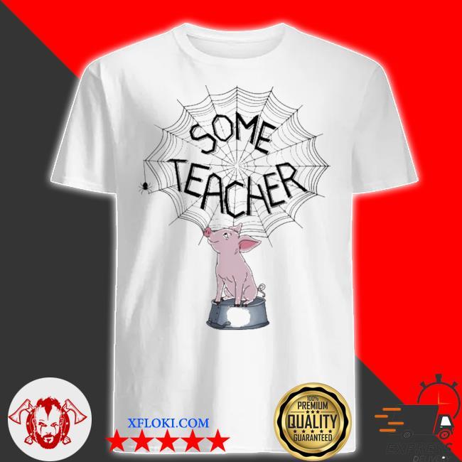 Some teacher pig new 2021 shirt