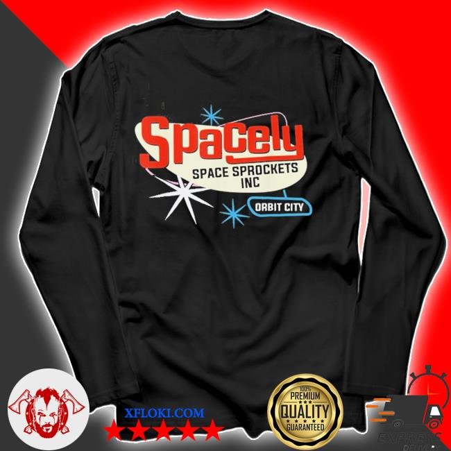 Spacely space sprockets inc new 2021 s longsleeve