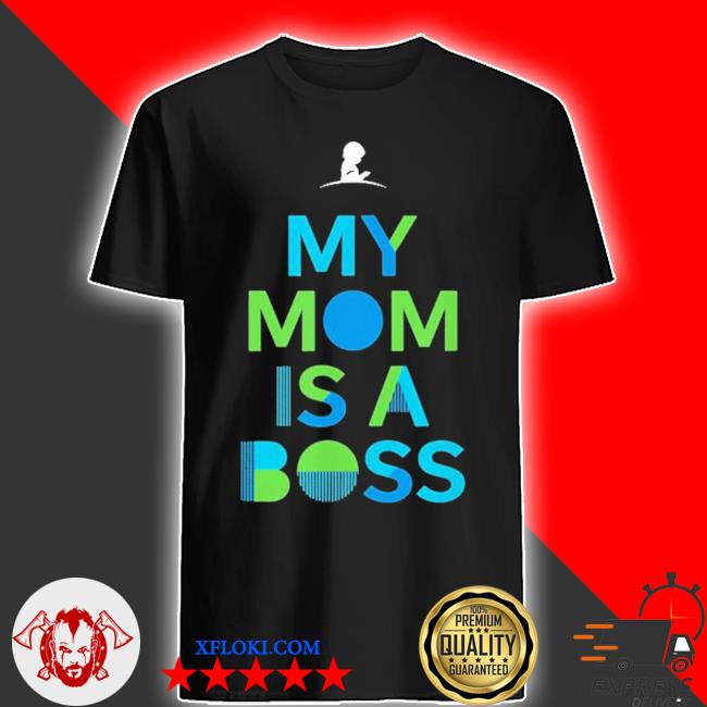 St jude my mom is a boss new 2021 shirt