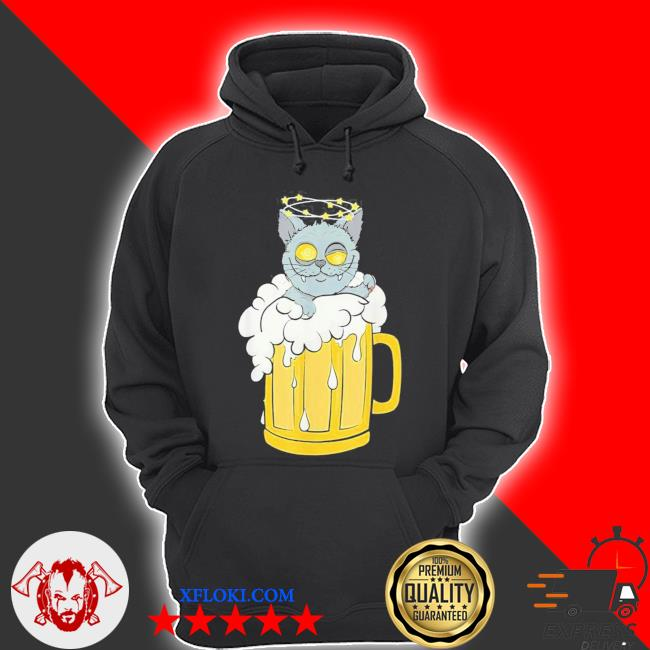 Tu cat beer drinking party costume dog new 2021 s hoodie