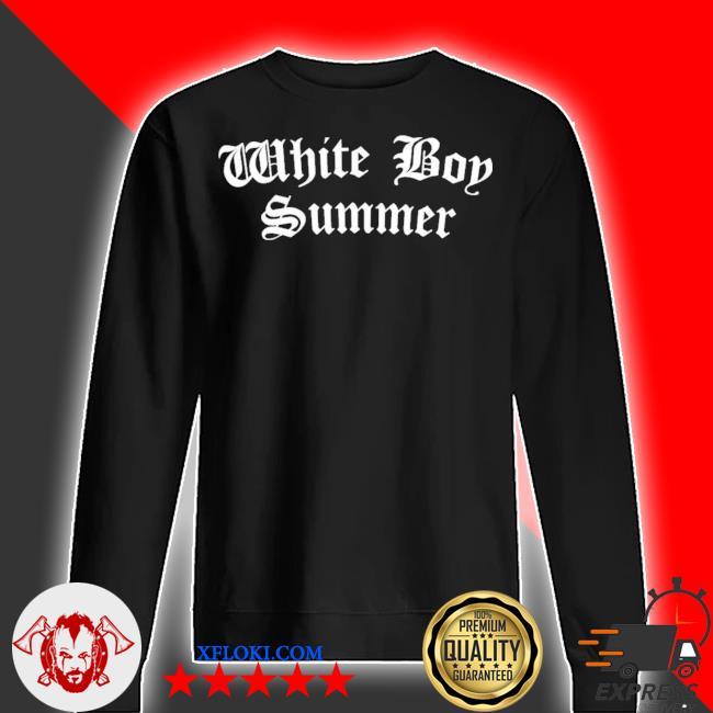 White boy summer merch wbs s sweater