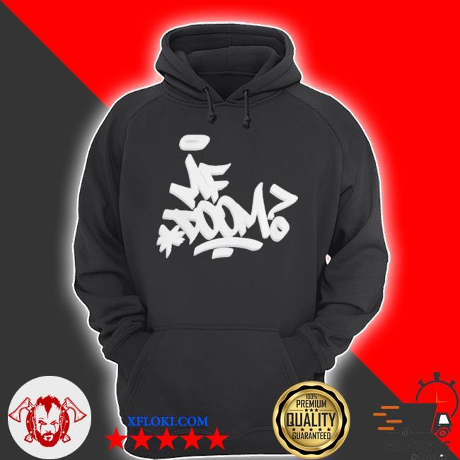 Mf doom s hoodie