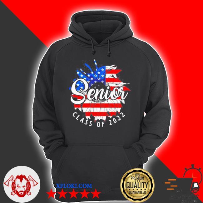 American sunflower senior class of 2022 s hoodie
