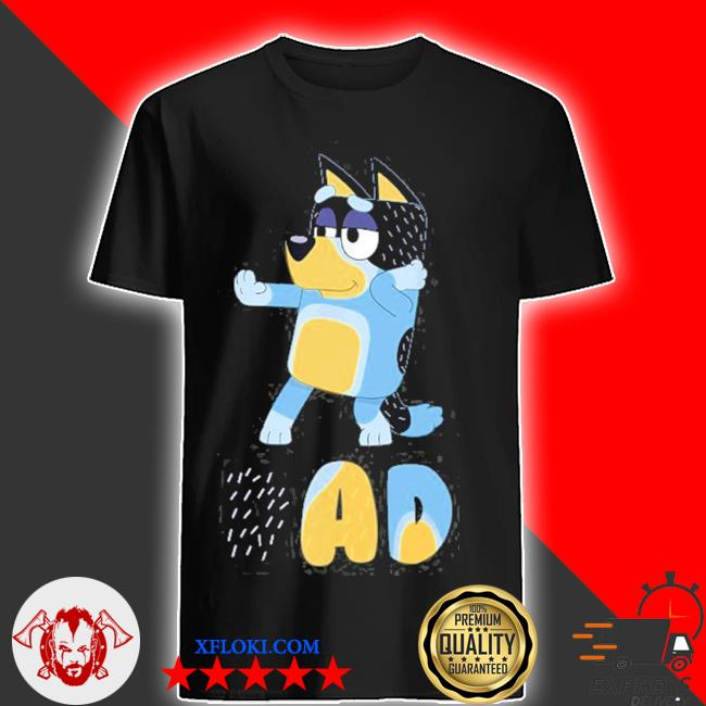 b.lu.ey dad for father's day shirt