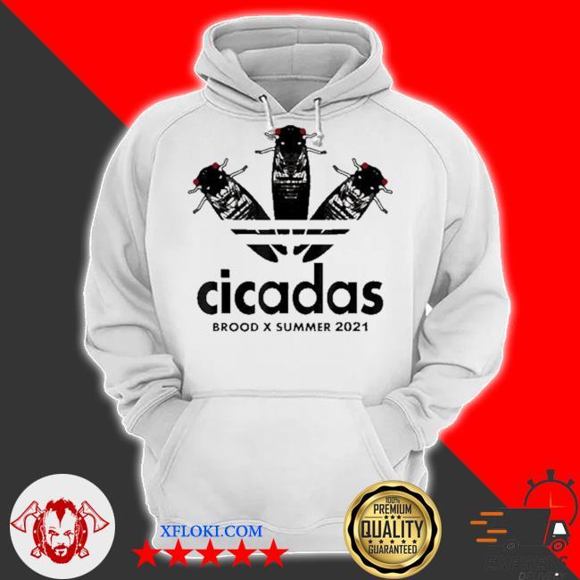 Brood x cicada summer magicicada 2021 s hoodie