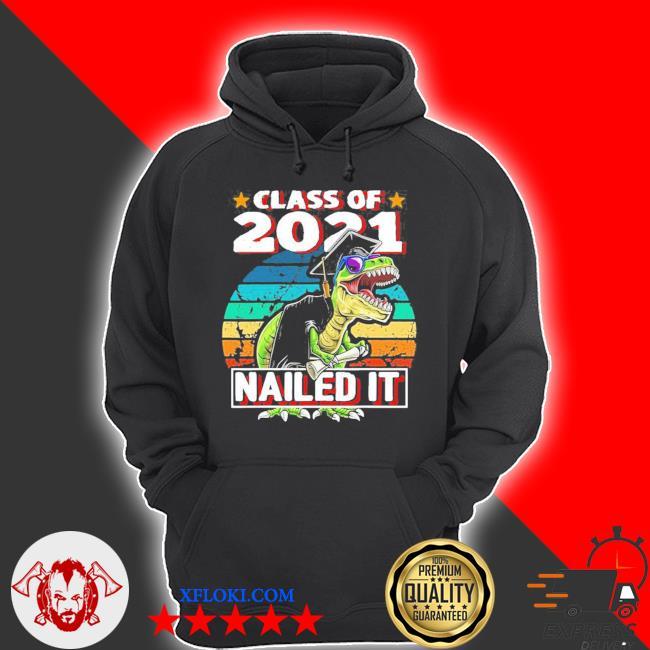 Class of 2021 t rex dinosaur graduation cap gown new 2021 s hoodie