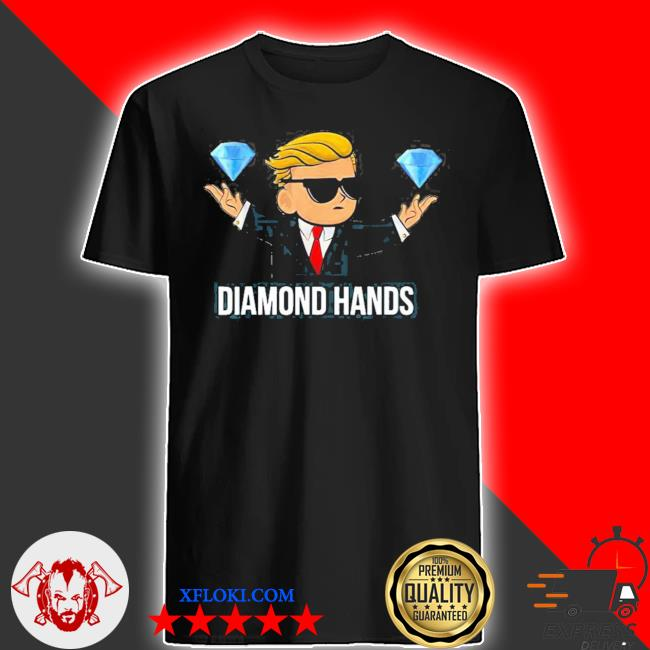 Diamond hands wallstreetbets tendies essential new 2021 shirt