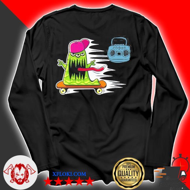 GraffitI monster skateboarding monster radio jamming new 2021 s longsleeve