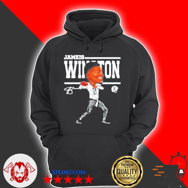 Jameis winston cartoon signature s hoodie