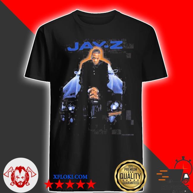 Jay z 1998 vintage hard knock life shirt