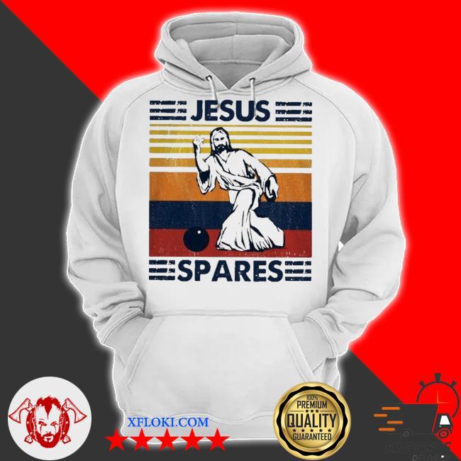 Jesus spares s hoodie