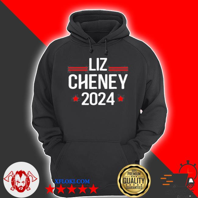 Liz cheney for president 2024 usa election liz 24 s hoodie