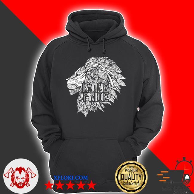 Lyons pride q2 new 2021 s hoodie
