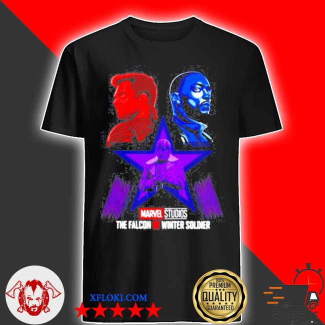 Marvel studios falcon and winter soldier baron shirt