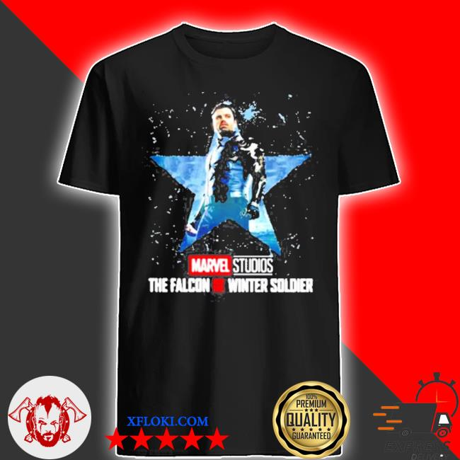 Marvel studios the falcon and winter soldier shirt