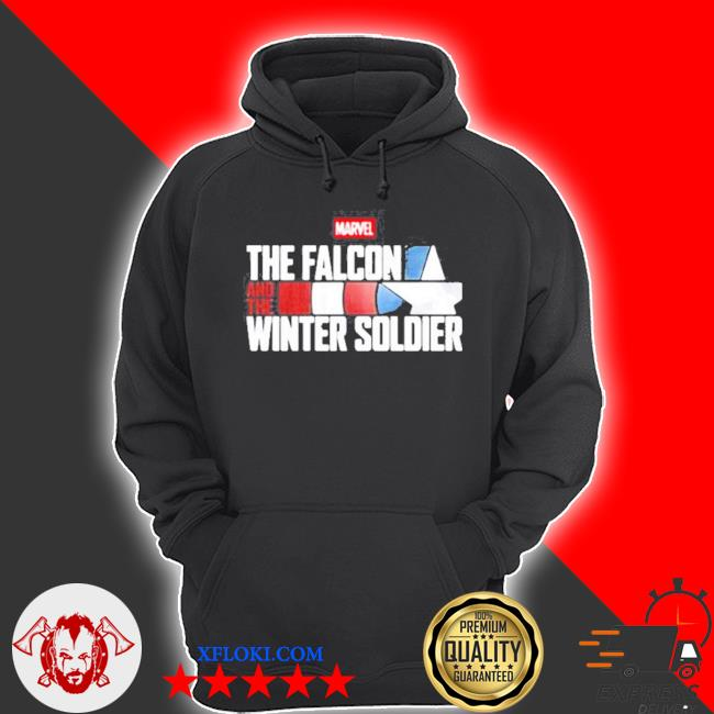 Marvel the falcon and the winter soldier s hoodie