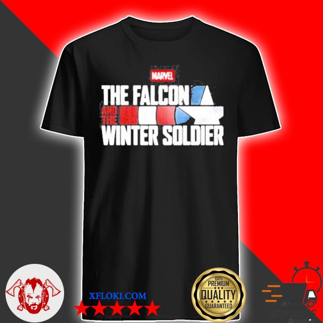 Marvel the falcon and the winter soldier shirt