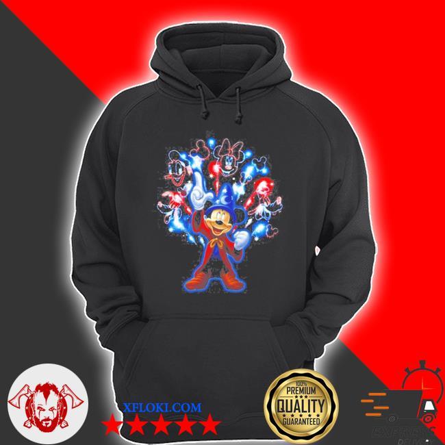 Mickey firework s hoodie