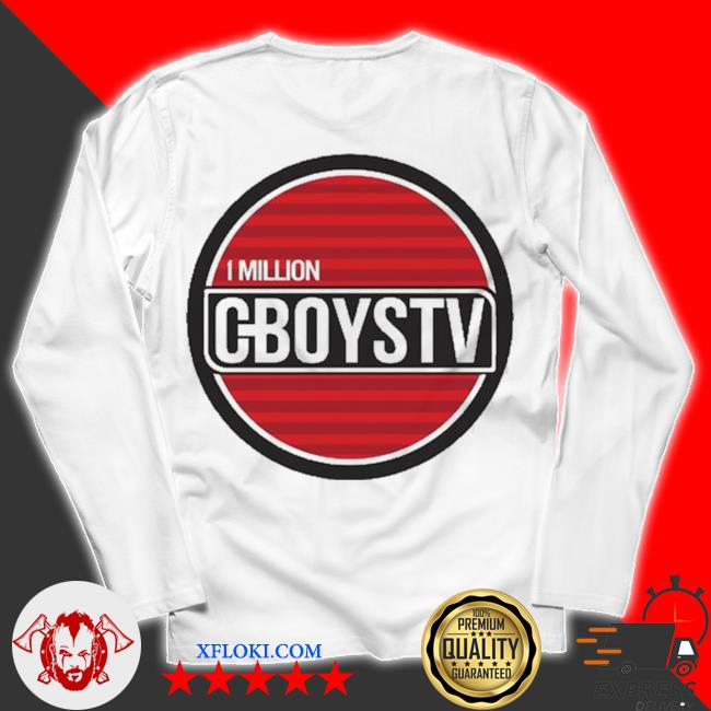 Million cboystv life wide new 2021 s unisex longsleeve