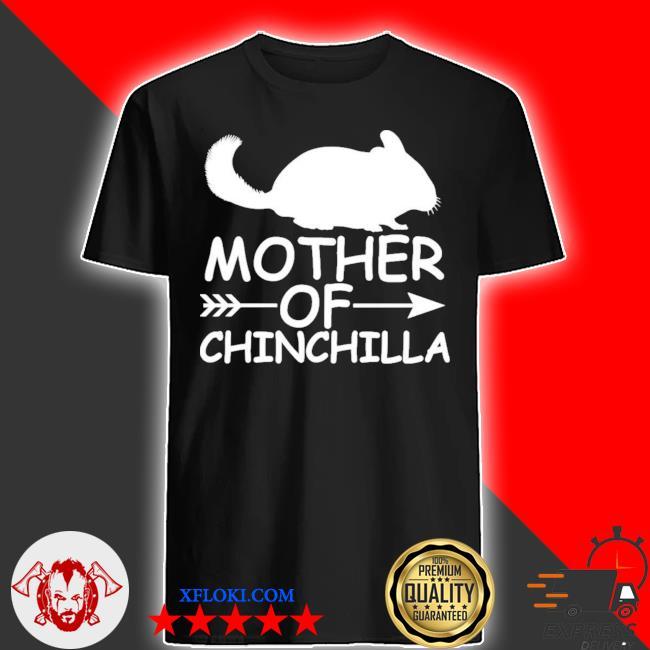 Mother of chinchilla shirt