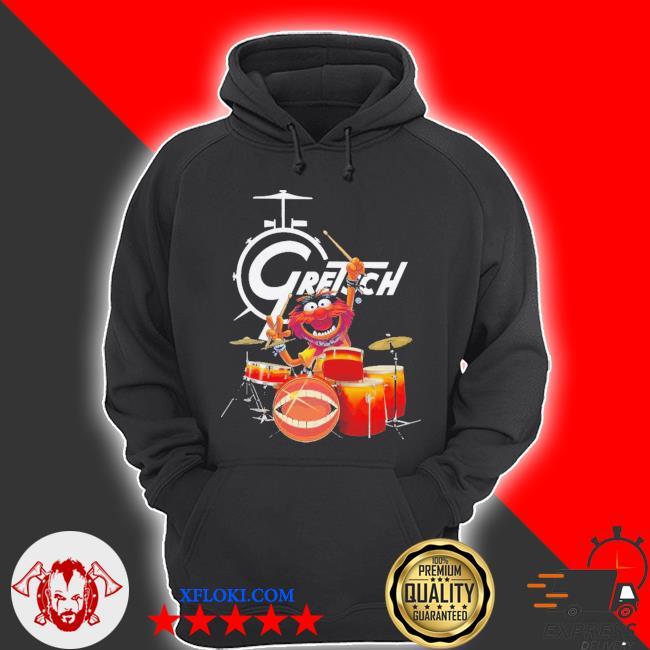 Mupper drum gretsch s hoodie