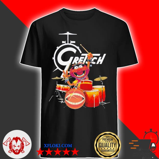 Mupper drum gretsch shirt