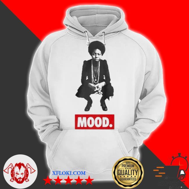 Nina simone mood s hoodie