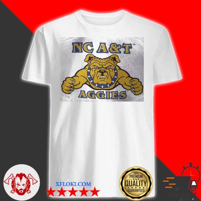 North carolina a&t state university shirt