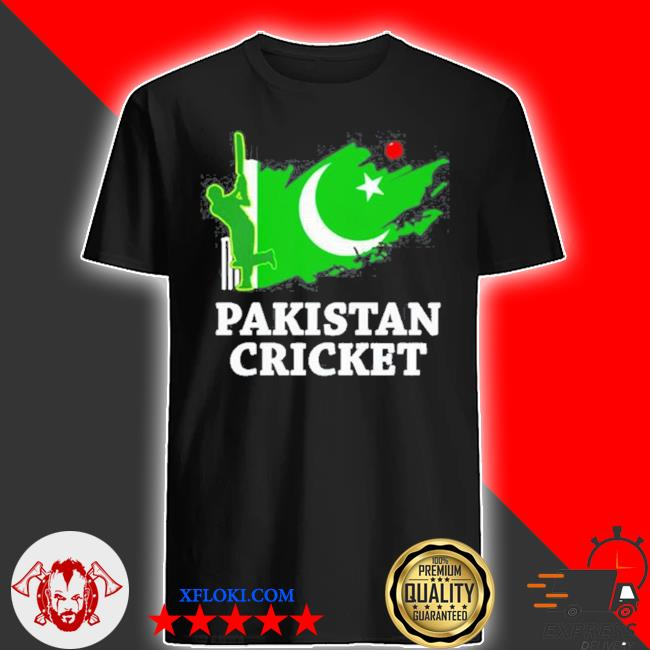 Pakistan cricket shirt