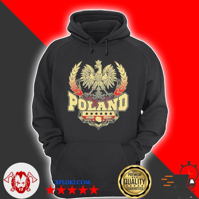 Polish pride eagle Poland dyngus day parade roots farm new 2021 s hoodie