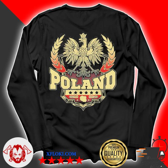 Polish pride eagle Poland dyngus day parade roots farm new 2021 s longsleeve