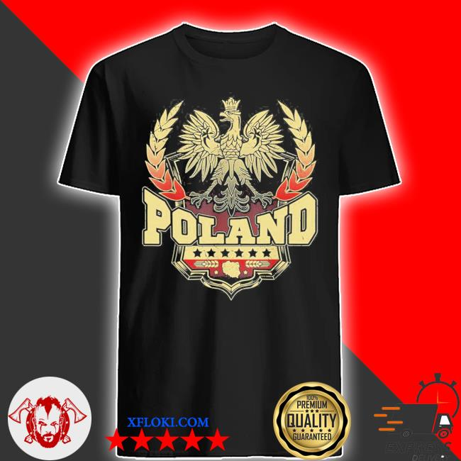 Polish pride eagle Poland dyngus day parade roots farm new 2021 shirt