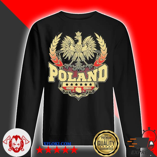 Polish pride eagle Poland dyngus day parade roots farm new 2021 s sweater