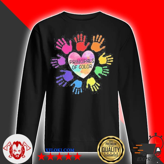 Principles of color s sweater