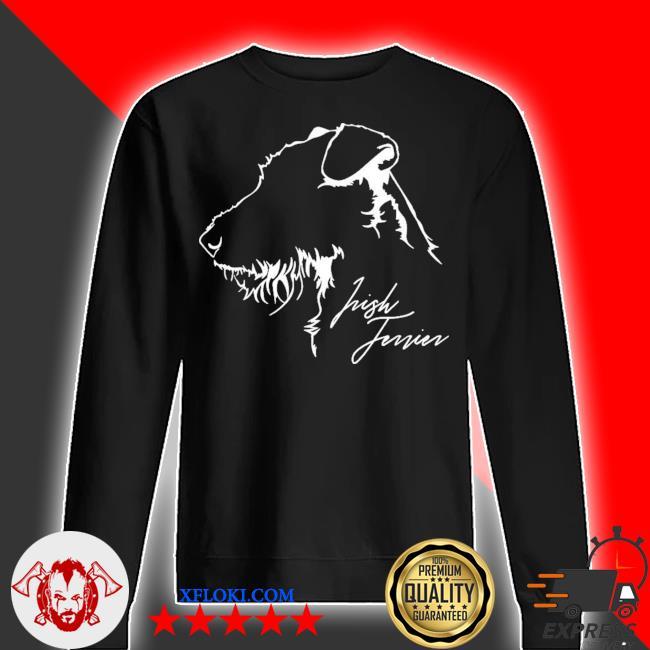 Proud irish Terrier dog breed profile dog lover new 2021 s sweater