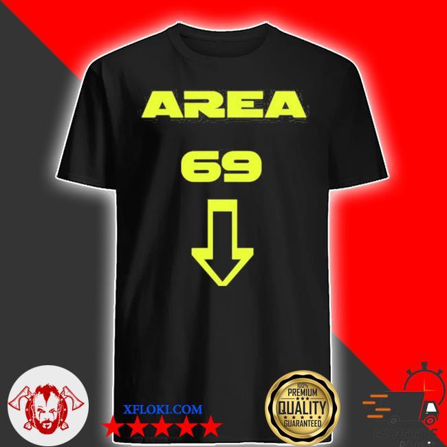 Solar opposites terry area 69 new 2021 shirt